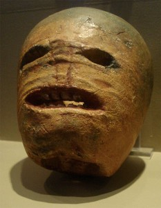 An original Irish Jack O'Lantern