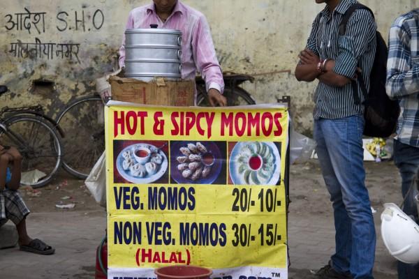 I am a hot and spicy Momo, I just had to take a picture