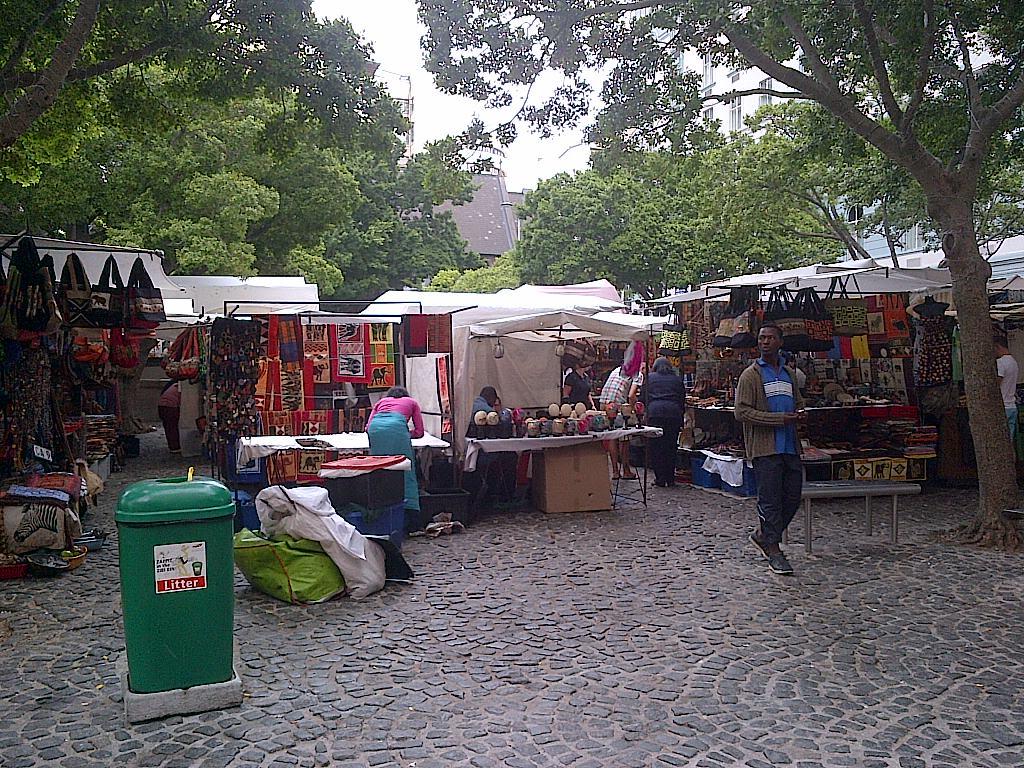 Green Market Square