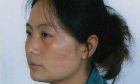 Li Yan. Photo from theguardian.co.uk.