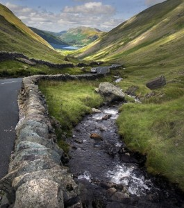Kirkstone Pass in The Lakes. Image courtesy of www.picturesofengland.com