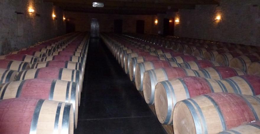 Visit the hidden cellars in Bordeaux's chateaux
