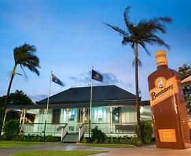 Bundaberg Rum, Australia's most famous spirit. Image courtesy of www.bundabergregion.org