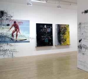 """Courtesy of Derek Eller Gallery / Despina Stokou """"bulletproof"""""""