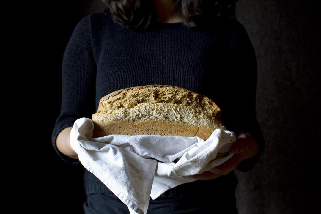 Delicious Bread.