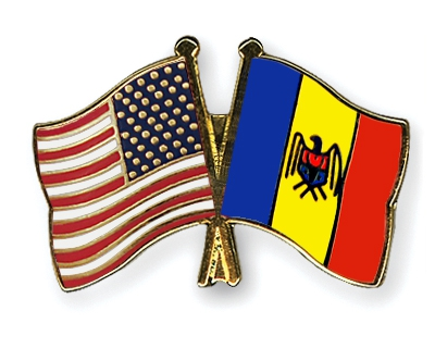 Returning home from Moldova led to reverse culture shock. Image from crossed-flag-pins.com.