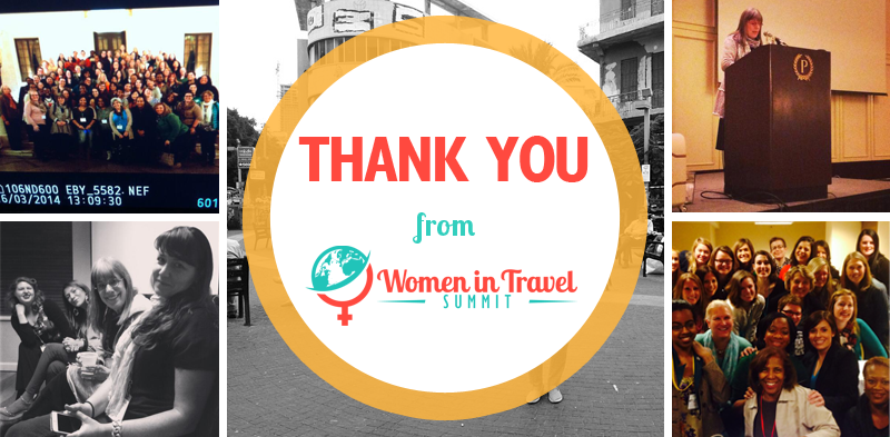 Highlights from Women in Travel Summit '14!