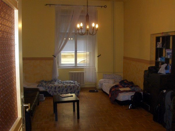 My beautiful apartment in Prague