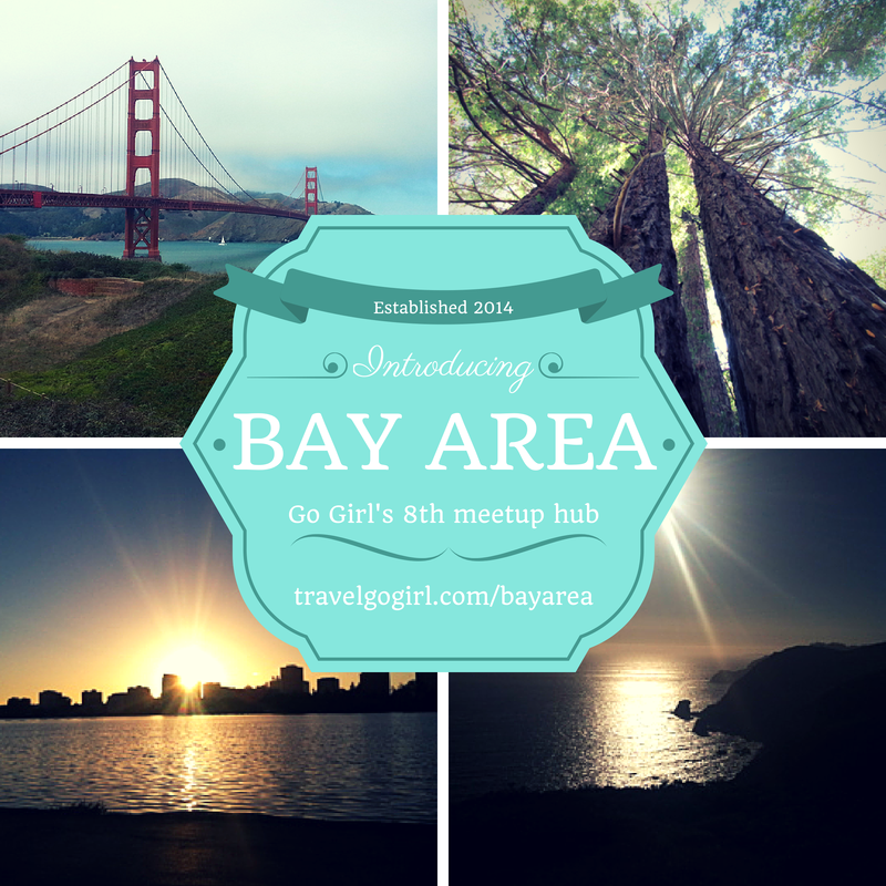 Introducing the Go Girls of the Bay Area, California, by Go Girl Travel Network