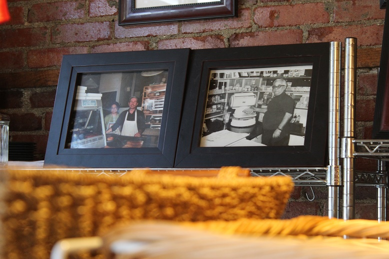 Photos at the Alvaro Bread and Pastry Shoppe in Harrisburg, Pennsylvania. Photo by Beth Santos of Go Girl Travel Network.