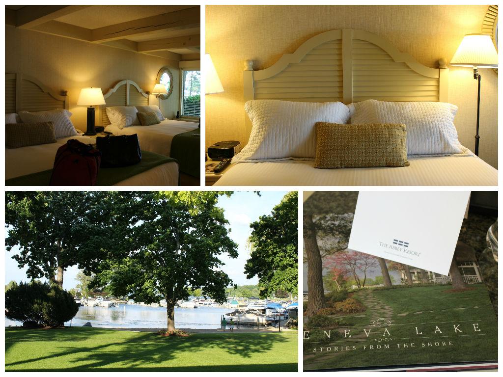 The Abbey Resort in Fontana, Wisconsin, near Lake Geneva