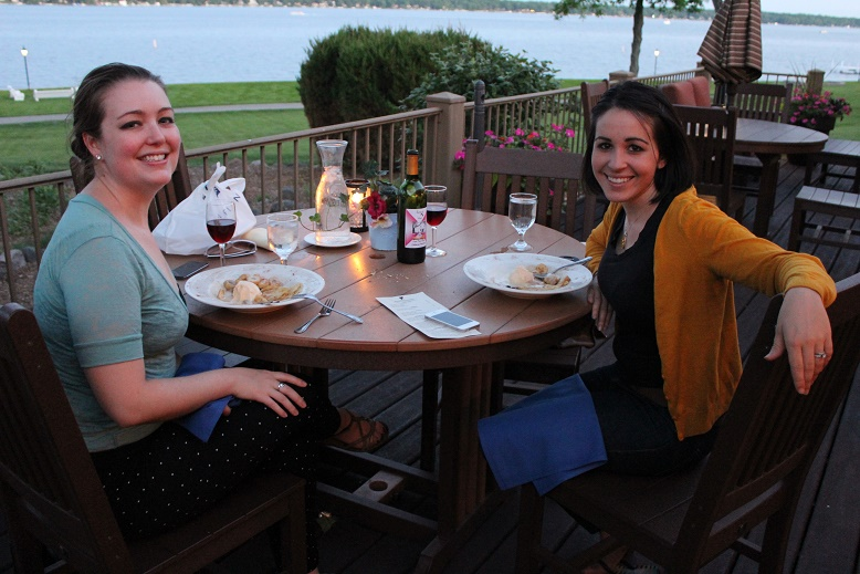 Go Girl Travel Network at Frontier at the Lake Lawn Resort