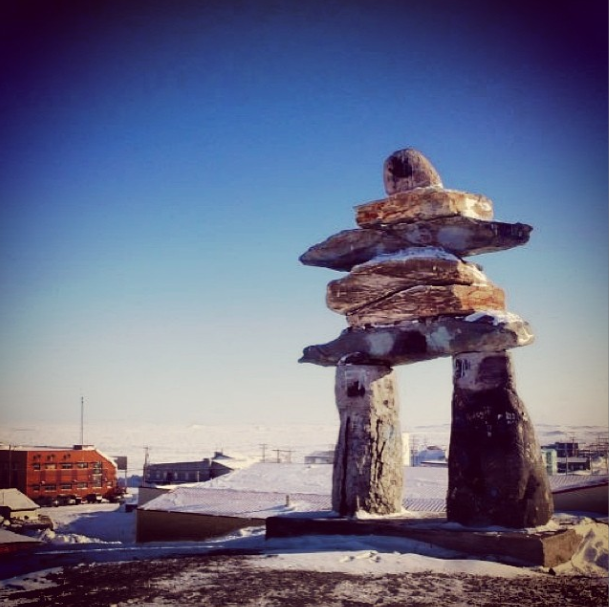 Image from Finding True North.