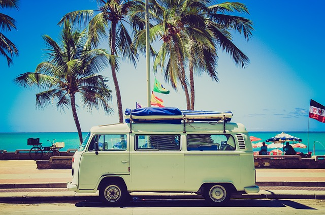 Travel vintage anywhere you like! Image from pixabay.com.