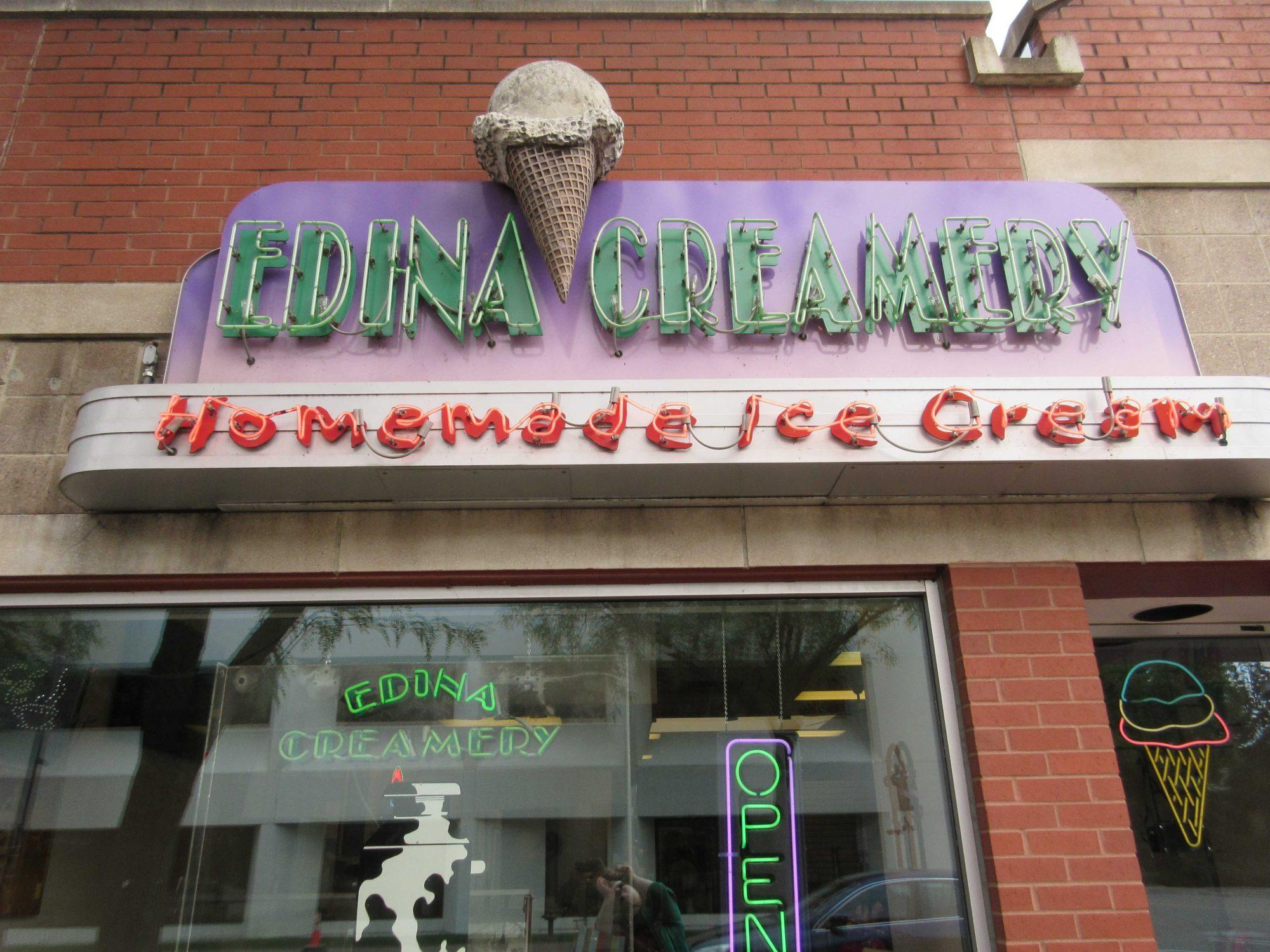 Edina Cremery, Minneapolis, sweet treat, travel