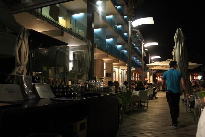 H2O at Kos Aktis Art Hotel in Kos, Greece by Go Girl Travel Network