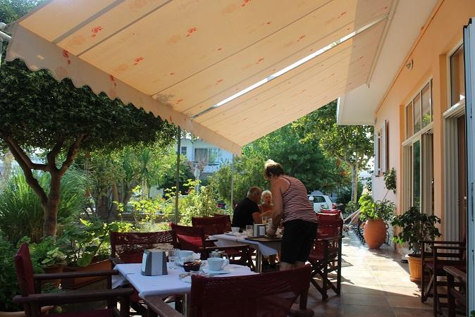 Americana Hotel in Kos, Greece by Go Girl Travel Network