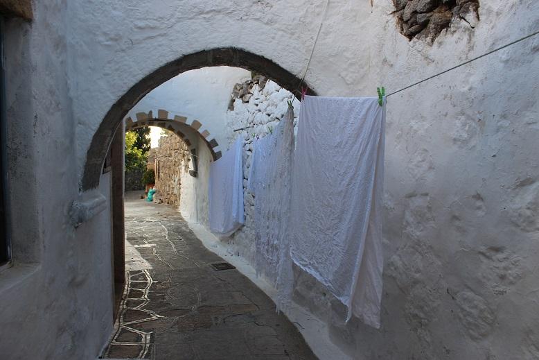 Hora, Patmos, Greece
