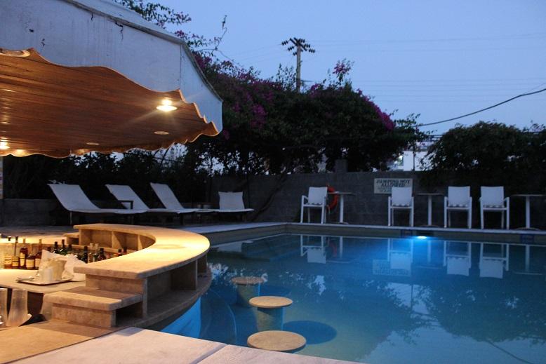Skala Hotel, Patmos, Greece