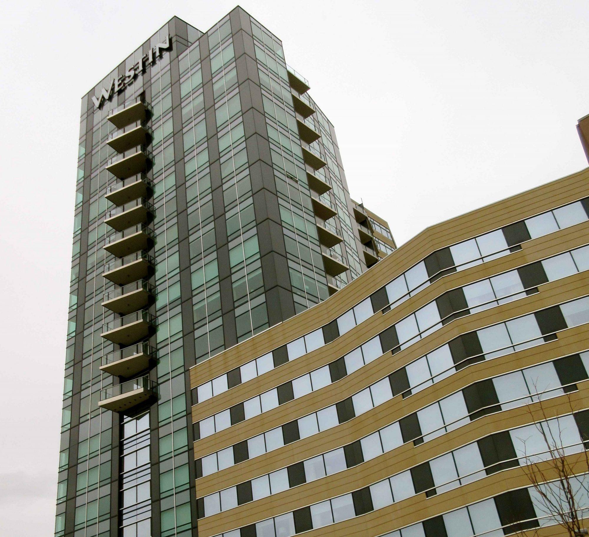 Westin Edina, hotels, Minneapolis, travel