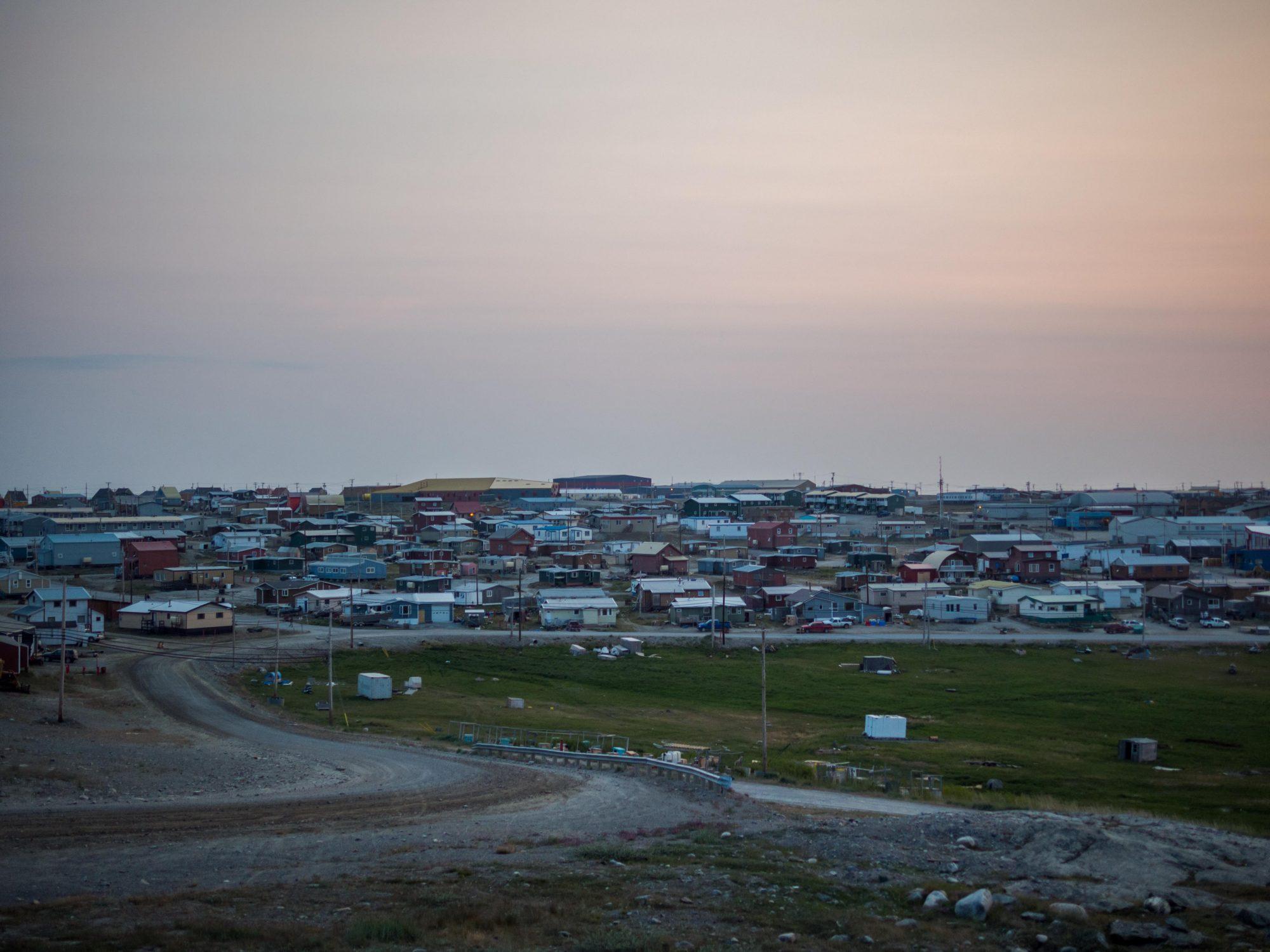 rankin-inlet, Arctic, Canada