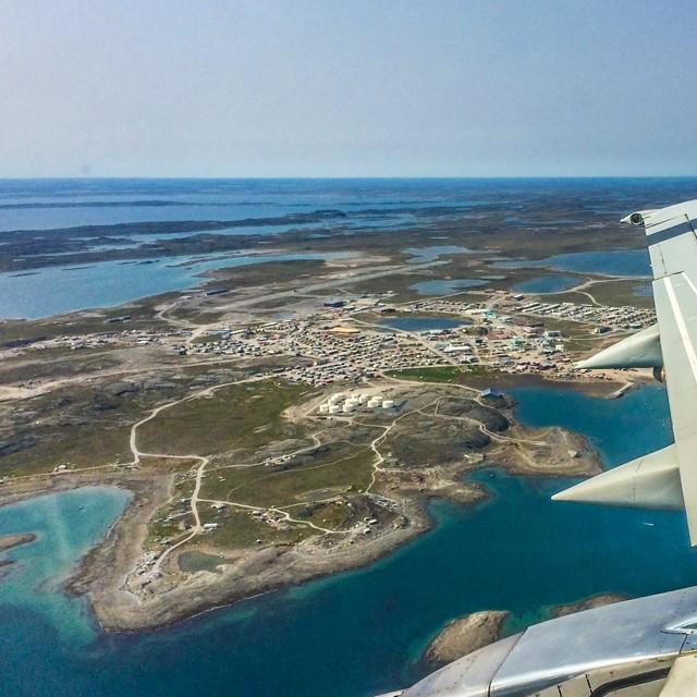 rankin-inlet, Canada, Arctic, weekend trip