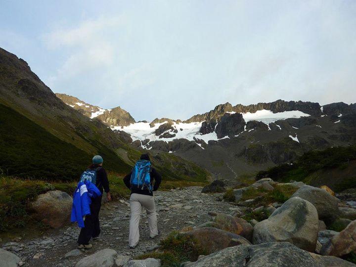 Sustainable hiking