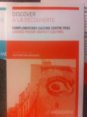 The Le Méridien Chicago – Oakbrook Center partnership with the Elmhurst Art Museum