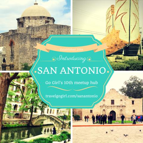 Go Girls of San Antonio, Texas