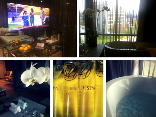 The spa suites of Le Meridien Chicago - Oakbrook Center