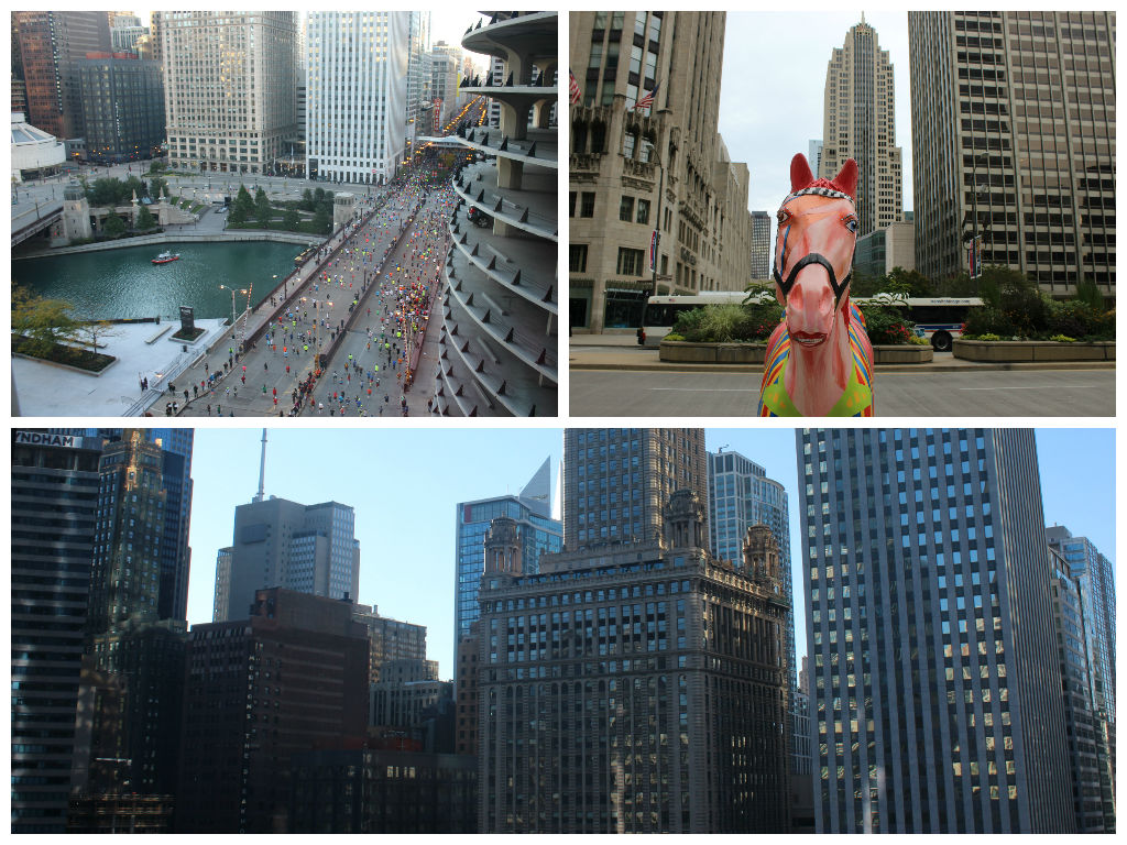 A perfect Chicago staycation