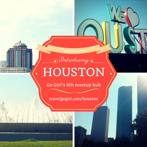 Go Girls of Houston meetup announcement