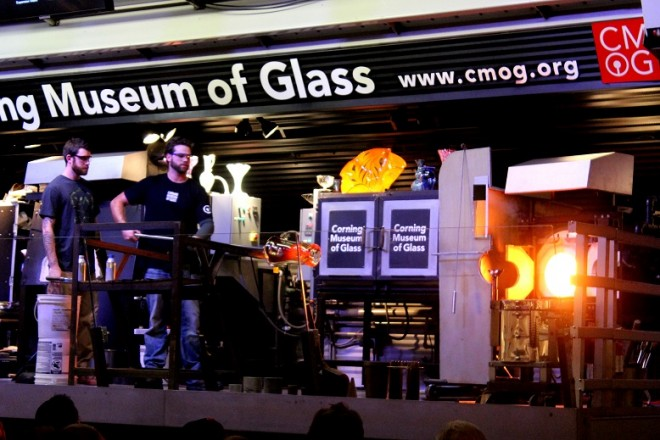 Corning Museum of Glass at SOFA Chicago