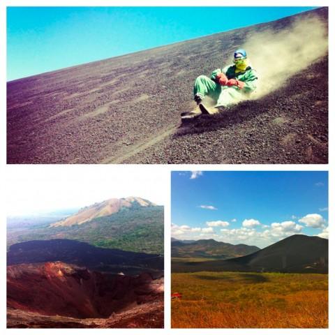 volcano-cerro negro