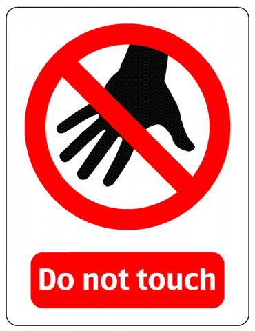 harassment-do-not-touch