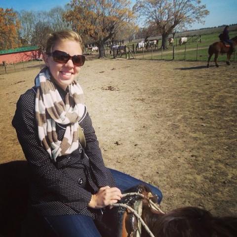 Ashley Christensen, Partnerships Officer for Go Girl Chicago
