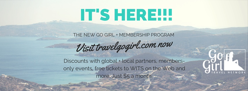 Go Girl new site banner