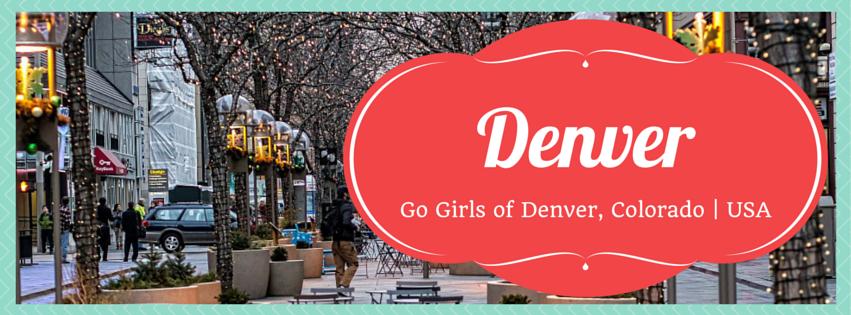 Go GIrls of Denver banner