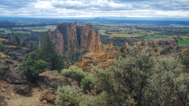 Smith Rock, Oregon. Photo by Beth Santos of Wanderful