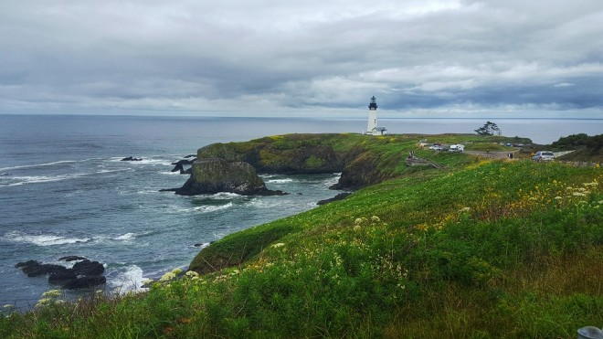 Yaquina Head Lighthouse, photo by Wanderful