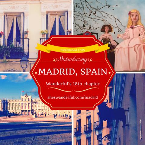 Wanderful Madrid