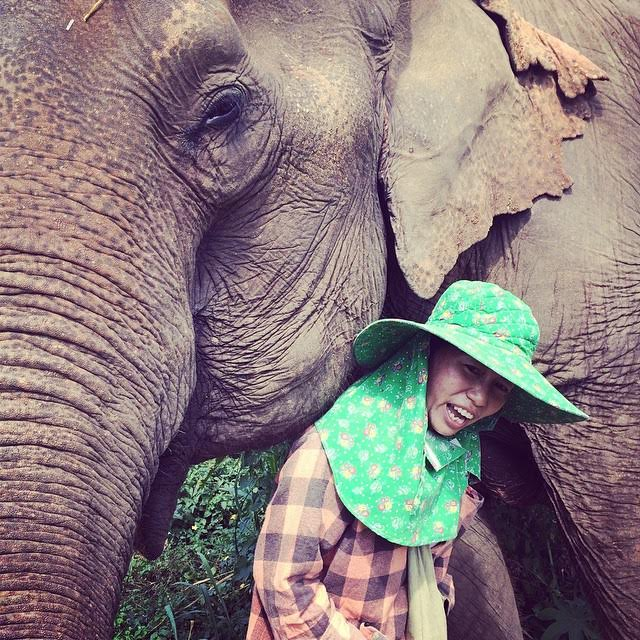 Chiang Mai, Thailand Photo: Lesley Ames, BonViage