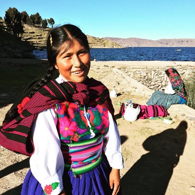Uros Islands, Peru Photo: Lesley Ames, BonViage