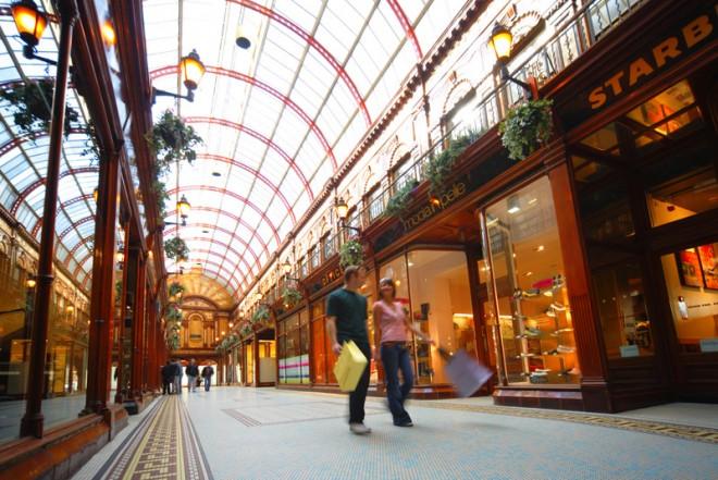Edwardian Central Arcade