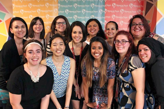 Who run the world?Image by Ashley Hufford/Women in Travel Summit by Wanderful