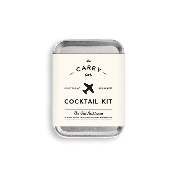 Holiday Gift Guide: Carry-on Cocktail Kit