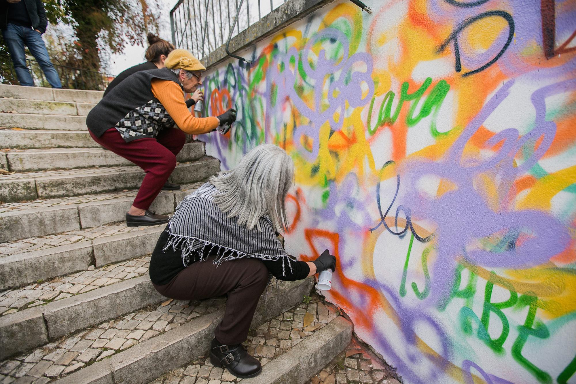 lata 65 lisbon, portugal street artists graffiti