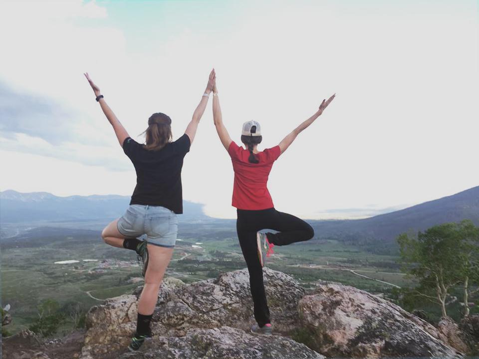 yoga for travelers