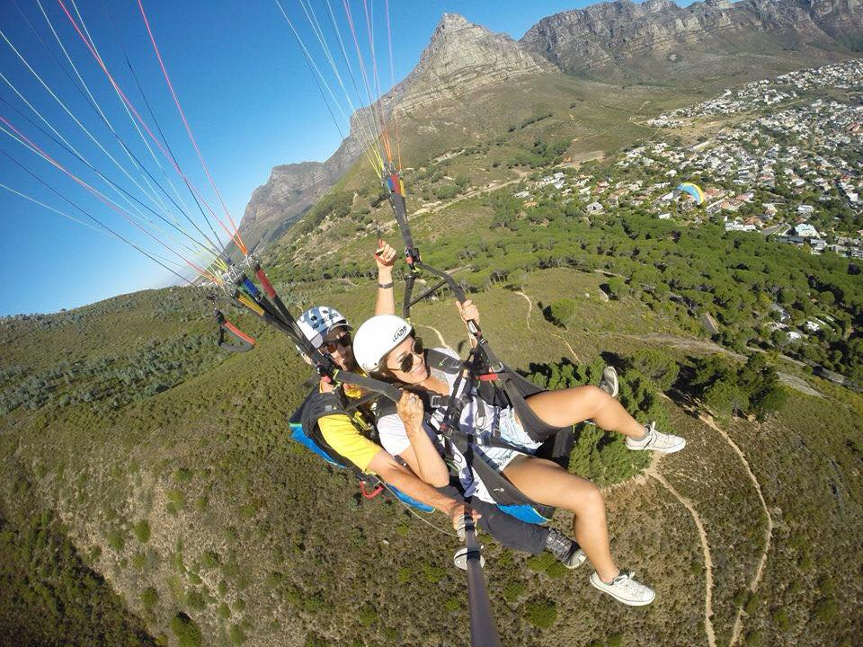 lissa morales reverse culture shock paragliding 2