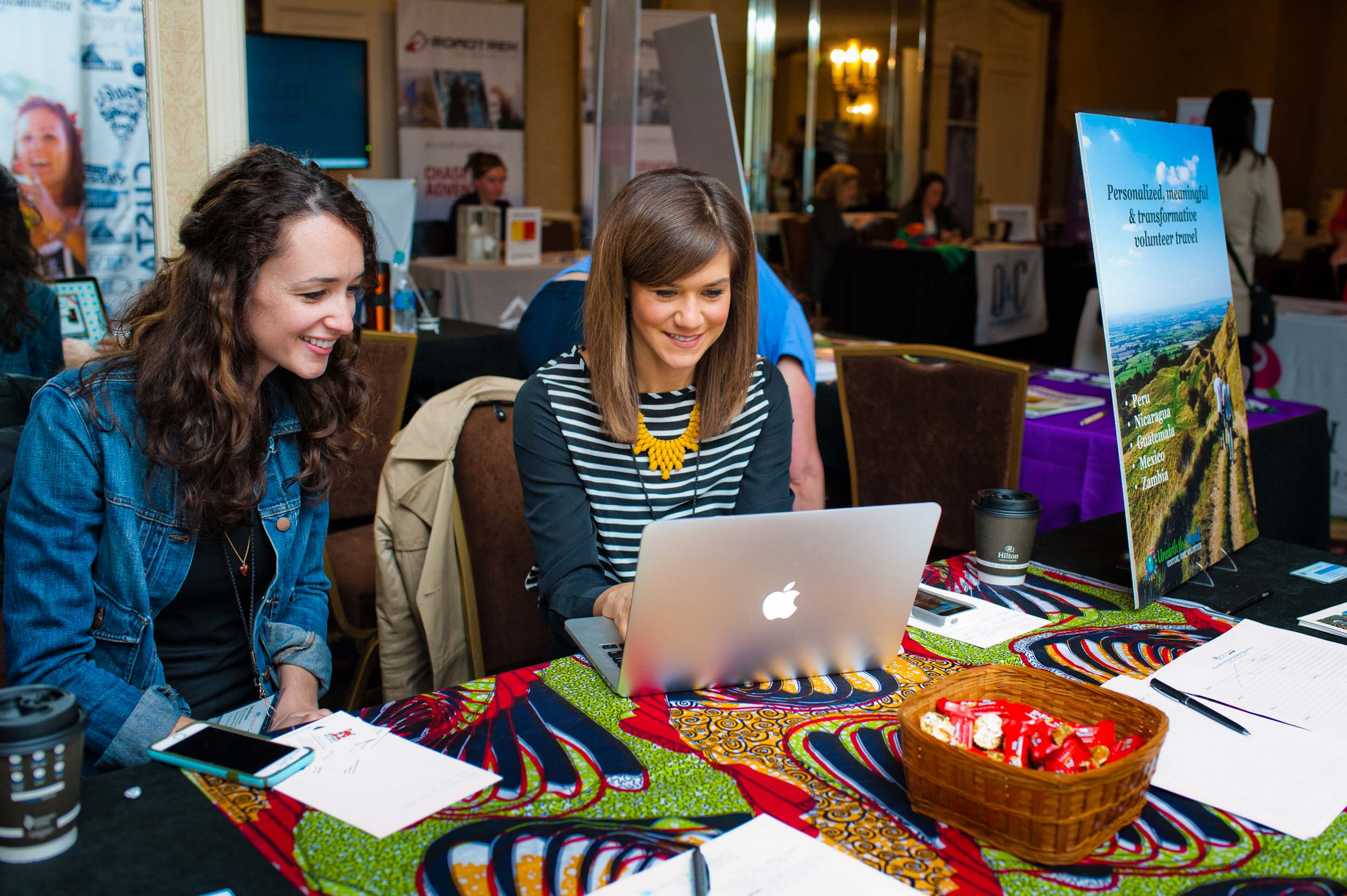 brand campaign proposal tips from Wanderful and the Women in Travel Summit